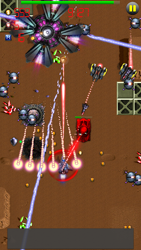 Galaxy Patrol - Space Shooter apkpoly screenshots 14