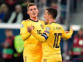 België won met 1-4 van Rusland