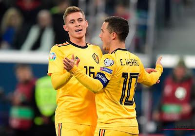 "Le show Hazard : ""Thorgan va râler, j'en ai marqué deux"""