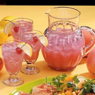 Pink Grapefruit Punch.