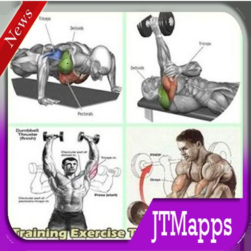 Bodybuilding muscle training tutorial