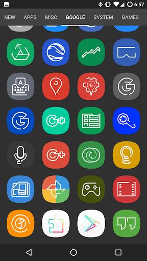 S Eight - Icon Pack screenshot