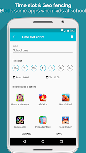 Luna Launcher - Kid Launcher- screenshot thumbnail