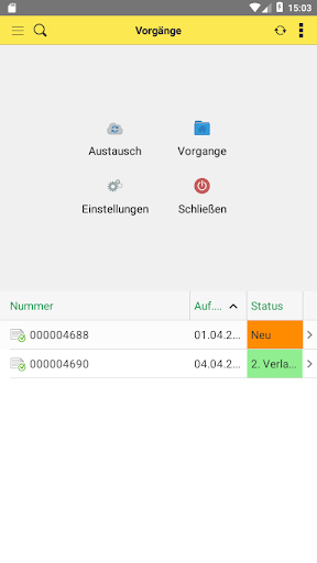 intertrans driver-app 1.0.27 screenshots 2