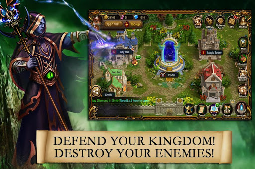 Legend of Lords screenshot 4