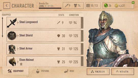 The Elder Scrolls: Blades Mod Apk 1.17.0.1717027 (God Mode) 7