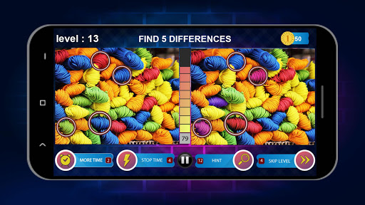 Spot 5 Differences 1000 levels screenshots 8