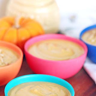 Easy Pumpkin Pudding with Greek Yogurt.