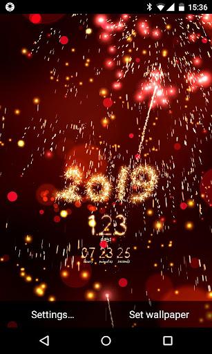 New Year 2019 countdown 3.5.1 screenshots 10