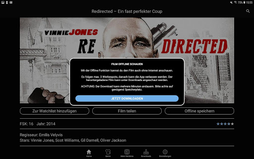 Netzkino - Filme kostenlos 2.6.8 screenshots 11