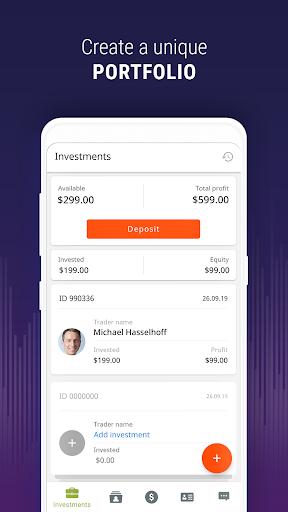 FBS CopyTrade - Online investment  Paidproapk.com 3
