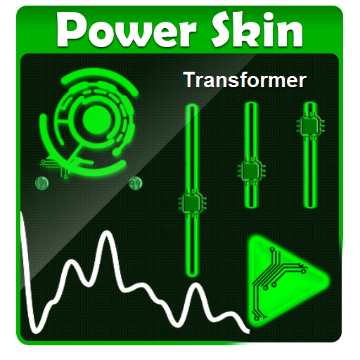 Transformer PowerAmp Skin