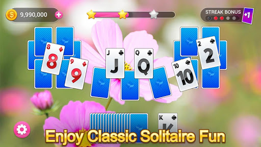 Solitaire Tripeaks - Lazy Time screenshots 2