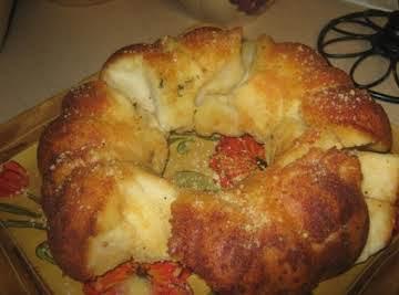 Herbed Monkey Bread