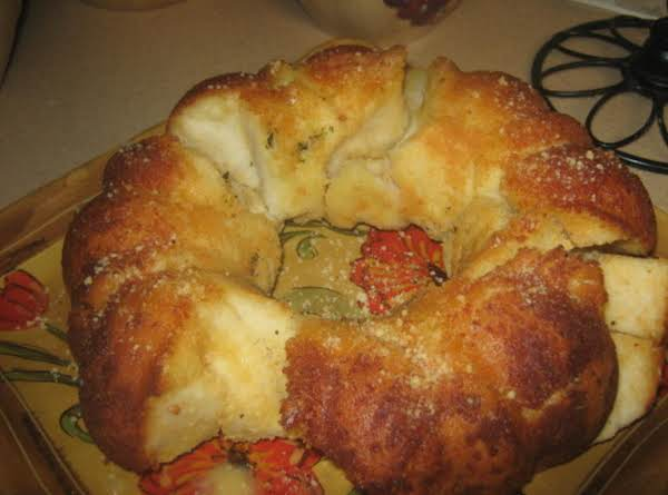 Herbed Monkey Bread Recipe