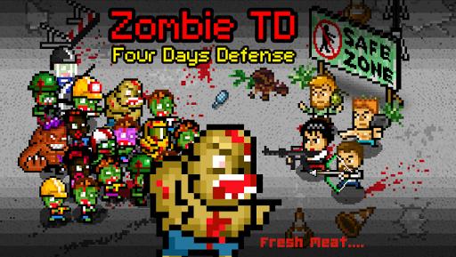 玩免費策略APP|下載僵尸TD:4天防御 app不用錢|硬是要APP