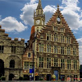 by Steve Tharp - Buildings & Architecture Public & Historical