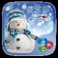 Romantic Christmas Go Launcher Theme apk