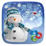 Romantic Christmas Go Launcher Theme Icon