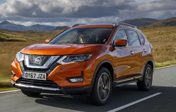 X-Trail is very different now