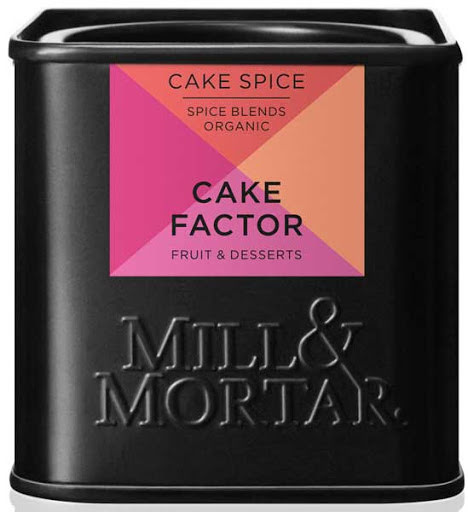 Cake factor – Mill & Mortar