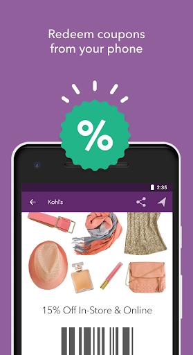 RetailMeNot - Shopping Deals, Coupons & Discounts Screenshot