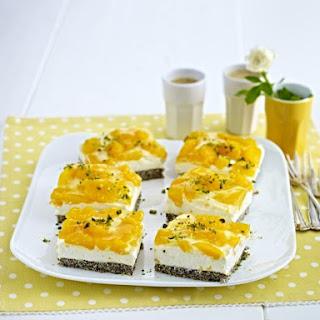 Creamy Mandarin Orange Cake