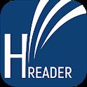 Harmathèque Reader icon