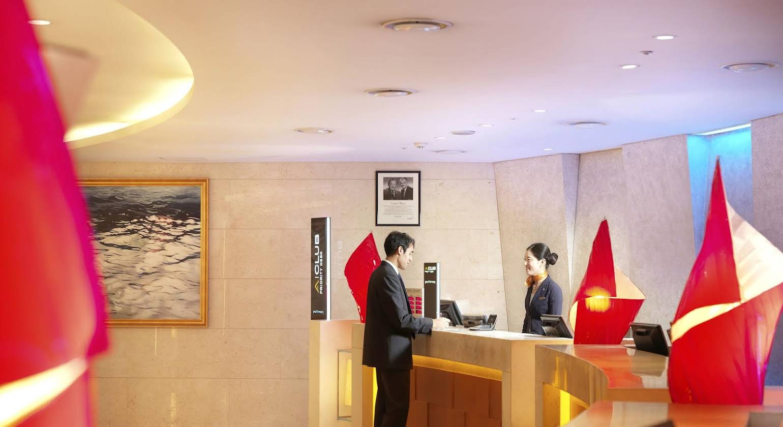 Grand Ambassador Seoul associated with Pullman