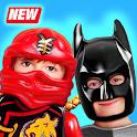 Super Ninja Costume - Construction Toys Camera icon