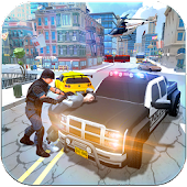 NY Police Car Chase - Gangster Crime Simulator