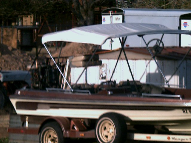 for sale small used backyard boats