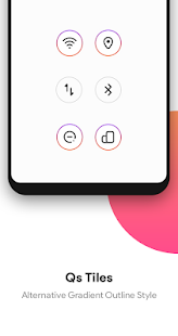 Liv White - Substratum Theme Screenshot