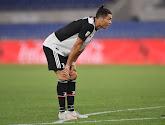 Cristiano Ronaldo niet opgenomen in selectie tegen AS Roma
