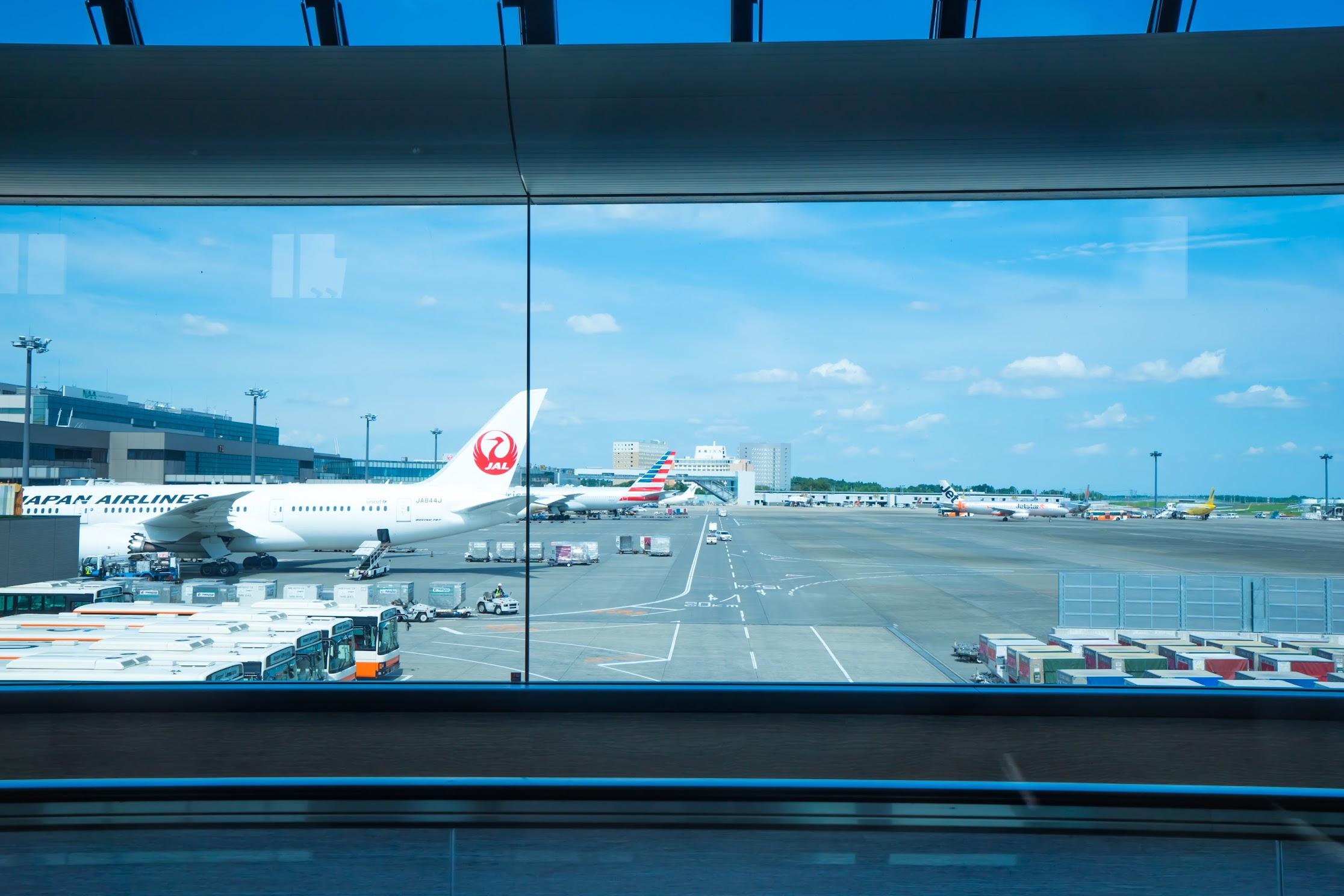 成田空港3