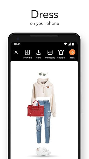 combyne - Outfit ideas ud83dudc57ud83dudc56 & outfit creation Apk 2