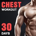 Chest Workouts for Men - Big Chest at Home icon