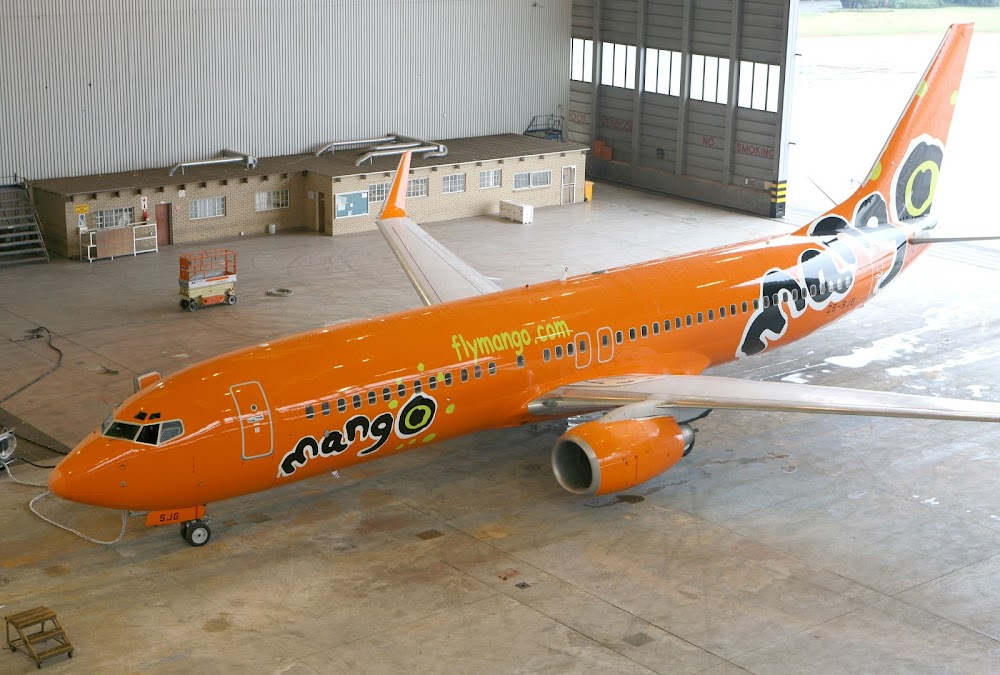 Mango scraps flights between Lanseria and Port Elizabeth