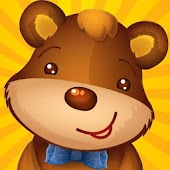 Talking Teddy Bear Kids Game
