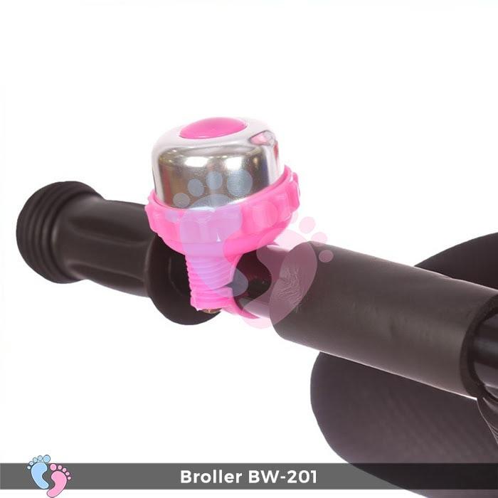 Xe đạp đẩy 3 bánh Broller XD3-201 10