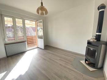 appartement à Niedermodern (67)