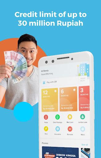 Kredivo - Installment Without Card and Cash Loan screenshot 4