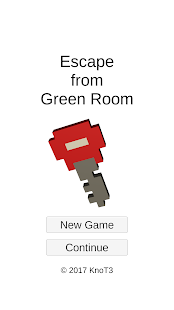 Escape from Green Room- screenshot thumbnail