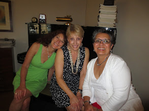 Photo: Sally, Karen, and Zenaida