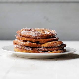 6-Ingredient Fabulous Fried Sweet Bread [Vegan].