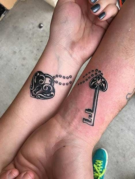 Tattoo Ideas For Couples Names