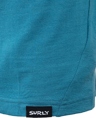 Surly Merino Pocket T-Shirt: Black alternate image 0