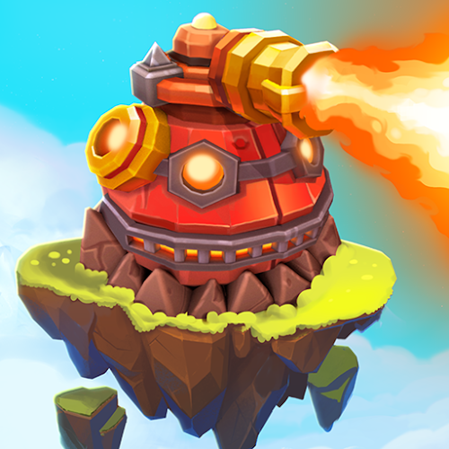 Wild Sky TD: Tower Defense Legends in Sky Kingdom  (Mod) 1.30.10 mod