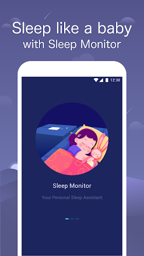 Sleep Monitor screenshot 1