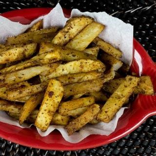 Baked Cajun Fries.